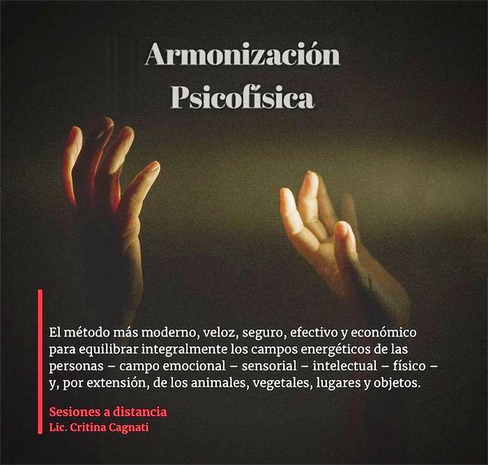 Armonización Psicofísica