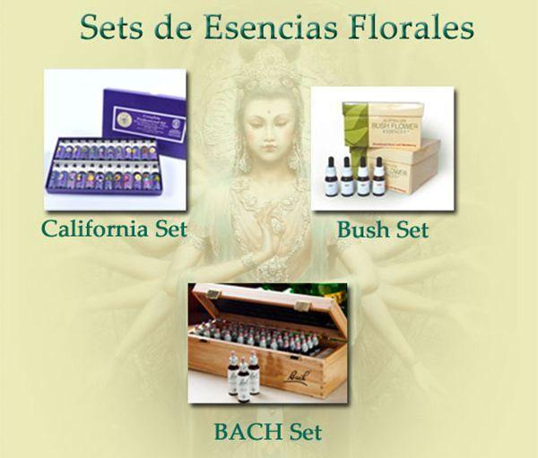 Set de Esencias Florales