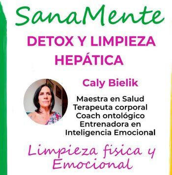 Detox y Limpieza Hepática