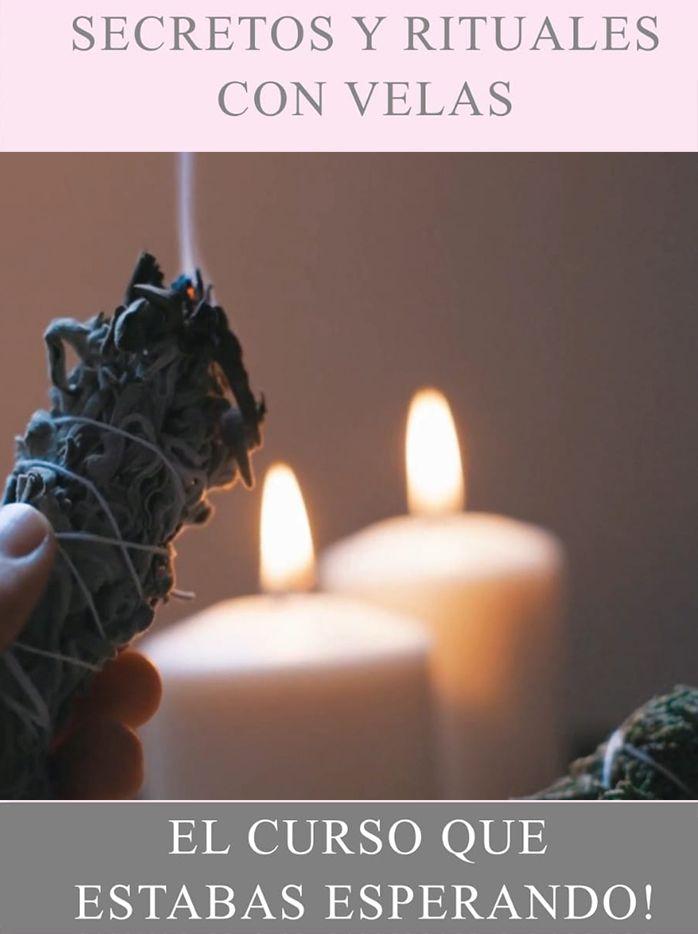 Secretos y Rituales con Velas